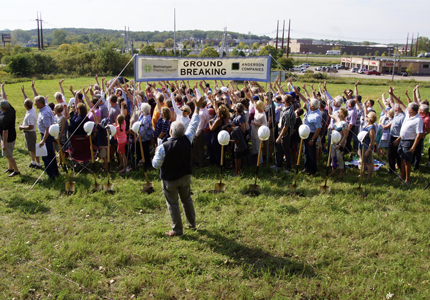 South Campus GroundBreaking Ceremony